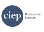 Chartered Institute of Editing and Proofreading Professional membership logo